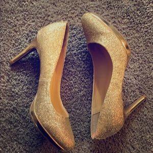Lc Saphia glitter heels